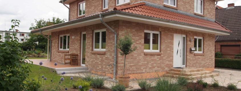 Neubau eines Wohnhauses in Bad Oldesloe