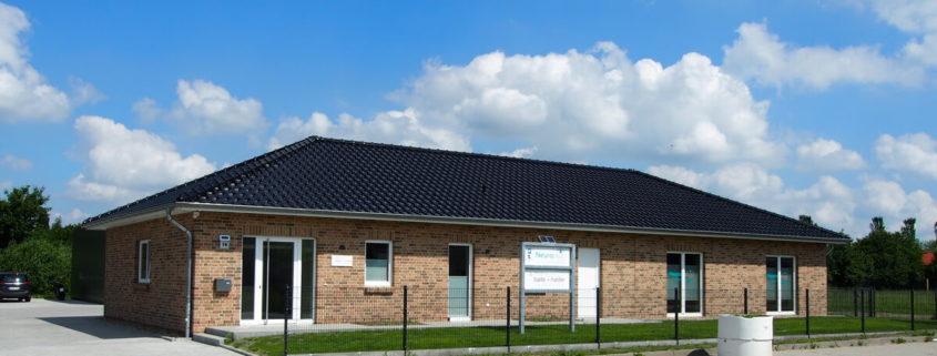 Neubau eines Büro- und Praxisgebäudes in Reinfeld