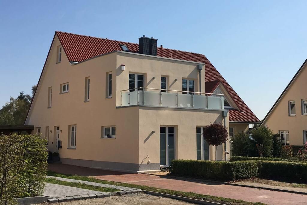 Architektur Lübeck erweiterung einer doppelhaushälfte in lübeck architektur reinfeld de